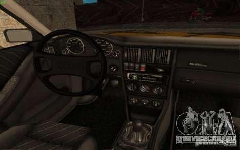 Audi 90 Quattro 20V для GTA San Andreas вид справа