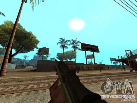 M40A3 для GTA San Andreas второй скриншот