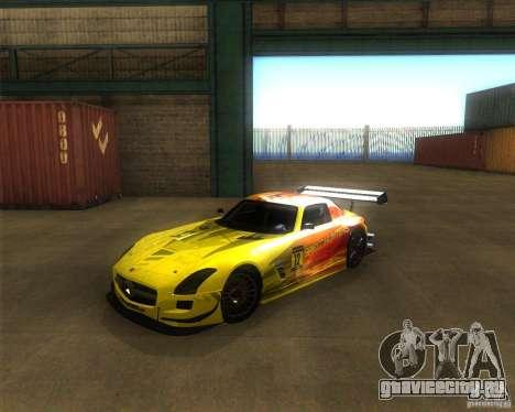 Mercedes SLS AMG - SpeedHunters Edition для GTA San Andreas