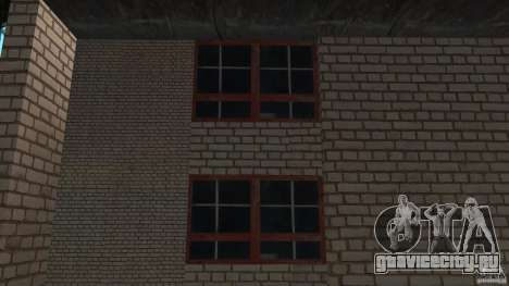 Двухэтажные хрущевки для GTA San Andreas второй скриншот