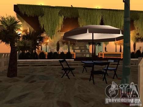 Клуб на воде для GTA San Andreas второй скриншот