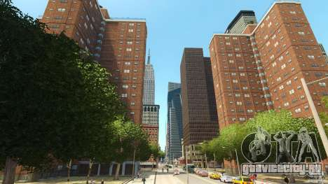 PhotoRealistic ENB V.2 для GTA 4 третий скриншот