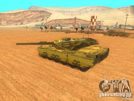 Rhino для GTA San Andreas вид слева