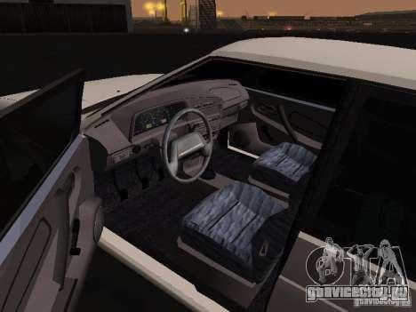 ВАЗ 2114 Хулиган для GTA San Andreas вид сзади слева