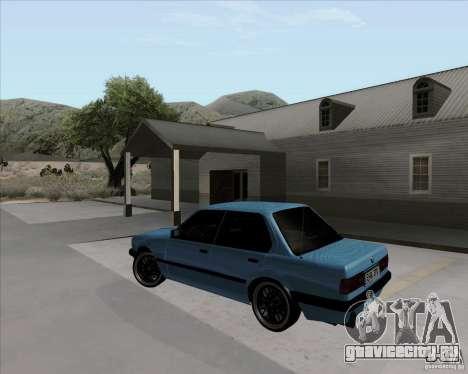 BMW M3 E30 323i street для GTA San Andreas вид слева