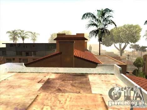 Карта для паркура и площадка bmx для GTA San Andreas пятый скриншот