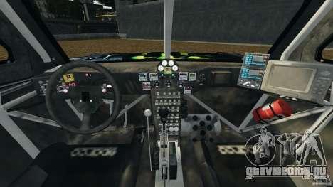 Hummer H3 raid t1 для GTA 4 вид сзади