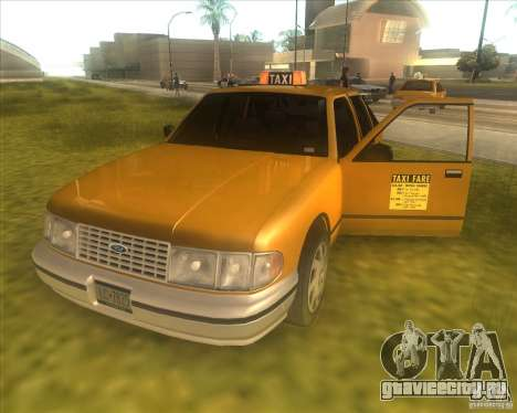 GTA3 HD Vehicles Tri-Pack III v.1.1 для GTA San Andreas