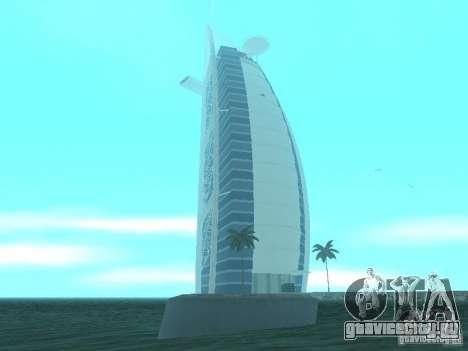 New Dubai mod для GTA San Andreas