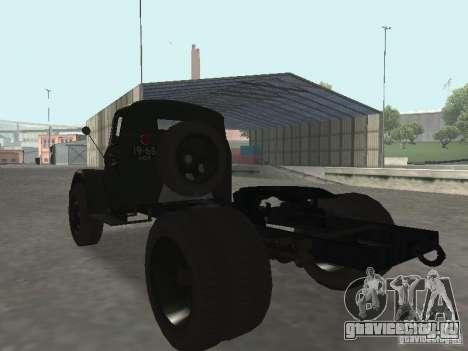 ГАЗ 51П для GTA San Andreas вид слева