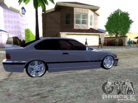 BMW M3 E36 Light Tuning для GTA San Andreas вид справа