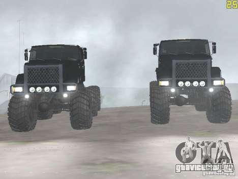 Зил 497200 для GTA San Andreas вид справа
