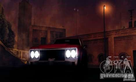 RAGE ENB для GTA San Andreas третий скриншот