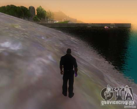 ENB от ALKANAVT для GTA San Andreas