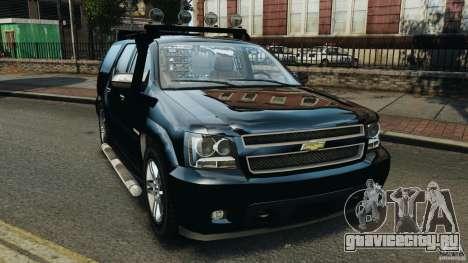 Chevrolet Tahoe LCPD SWAT для GTA 4