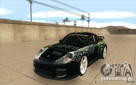 Porsche 997 Rally Edition для GTA San Andreas