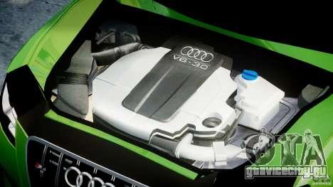 Audi S4 2010 v1.0 для GTA 4 вид справа