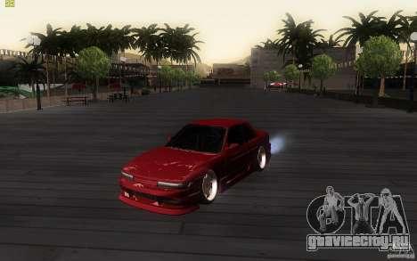 Nissan Silvia S13 Clean Edition для GTA San Andreas