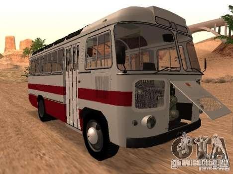 ПАЗ 672.60 для GTA San Andreas