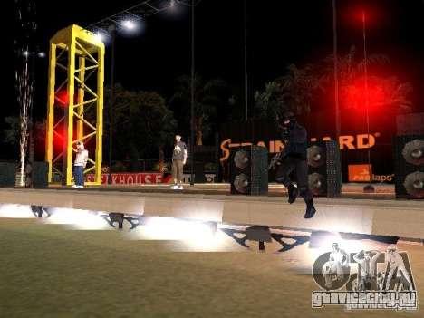 Концерт АК-47 для GTA San Andreas восьмой скриншот
