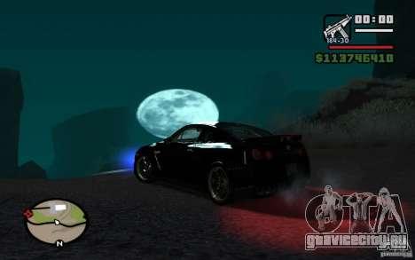ENBSeries By Gasilovo для GTA San Andreas девятый скриншот
