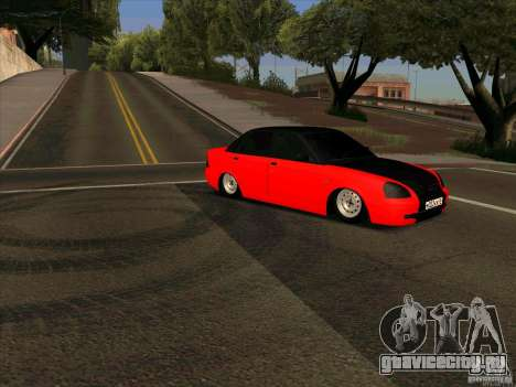Lada 2170 Priora для GTA San Andreas