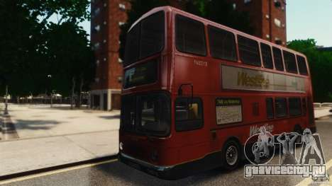 London City Bus для GTA 4