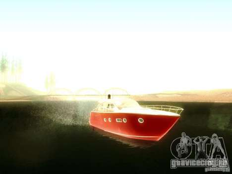 ENBSeries by muSHa для GTA San Andreas третий скриншот