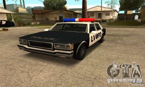 Яркие мигалки для GTA San Andreas третий скриншот