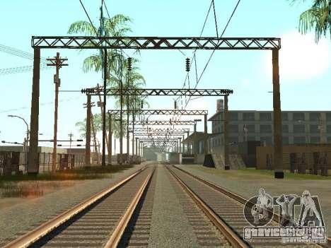 Контактная сеть 2 для GTA San Andreas второй скриншот
