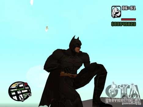 Бэтмен для GTA San Andreas