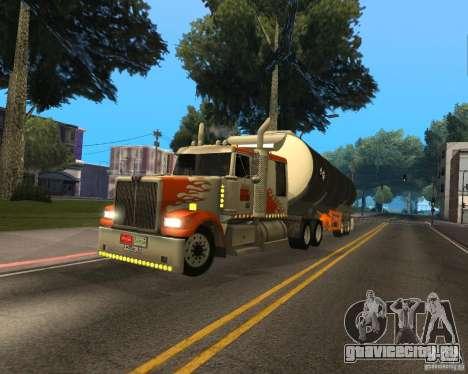 Western Star 4900 EX для GTA San Andreas