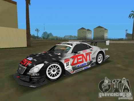 Lexus SC430 GT для GTA Vice City вид слева
