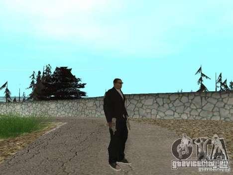 CJ Mafia Skin для GTA San Andreas второй скриншот