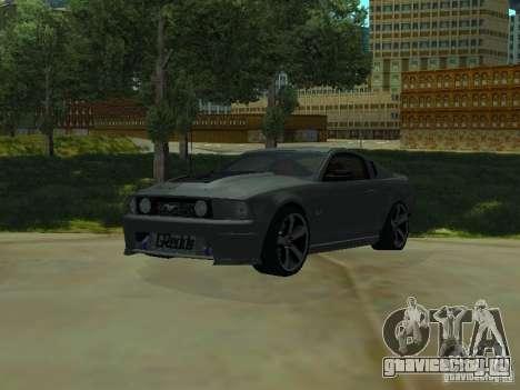 Ford Mustang GTS для GTA San Andreas