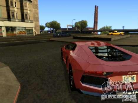 ENBSeries v1.3 для GTA San Andreas четвёртый скриншот