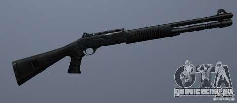 XM1014 для GTA San Andreas четвёртый скриншот