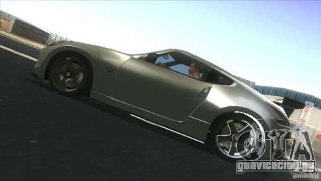 Nissan 370Z Drift 2009 V1.0 для GTA San Andreas вид справа