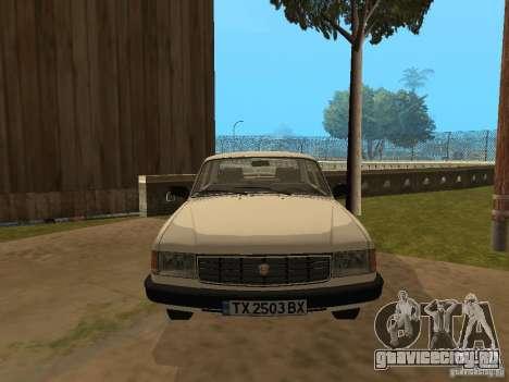 ГАЗ Волга 31029 для GTA San Andreas вид справа