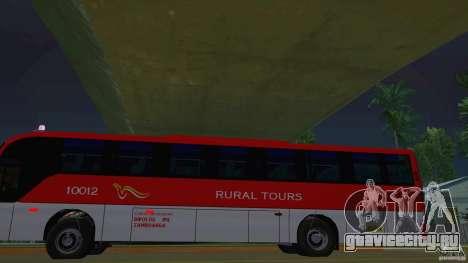 Rural Tours 10012 для GTA San Andreas вид справа