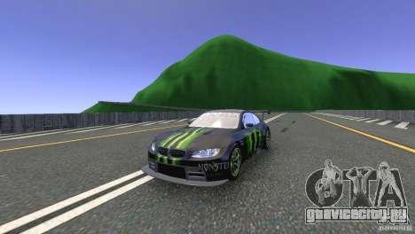 BMW M3 Monster Energy для GTA 4