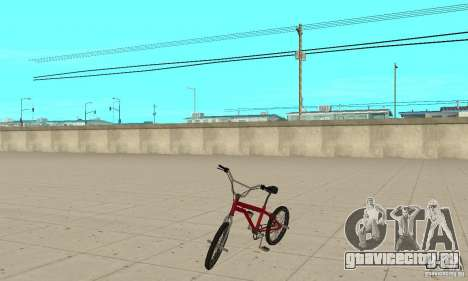SA BMX для GTA San Andreas