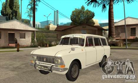 АЗЛК 427 для GTA San Andreas