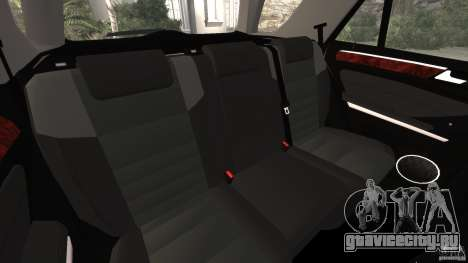 Mercedes-Benz ML63 AMG Brabus для GTA 4 вид сбоку