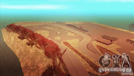 The Ebisu South Circuit для GTA San Andreas шестой скриншот