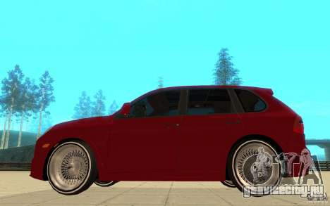 Wheel Mod Paket для GTA San Andreas девятый скриншот