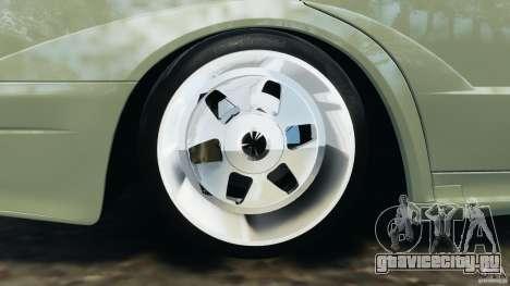 Mercedes-Benz 190Е 2.3-16 sport для GTA 4 вид сбоку