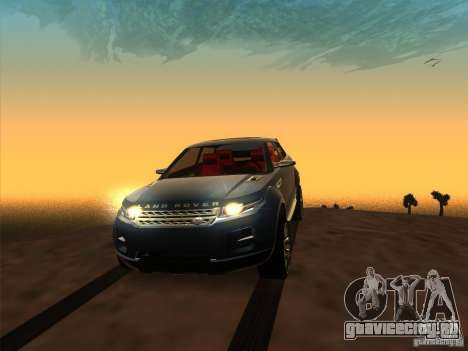 ENBSeries by Fallen v2.0 для GTA San Andreas пятый скриншот