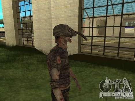 Снорк из С.Т.А.Л.К.Е.Р для GTA San Andreas третий скриншот