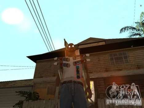 Raid для GTA San Andreas второй скриншот